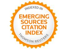 Indexing by Web of Science (ESCI)